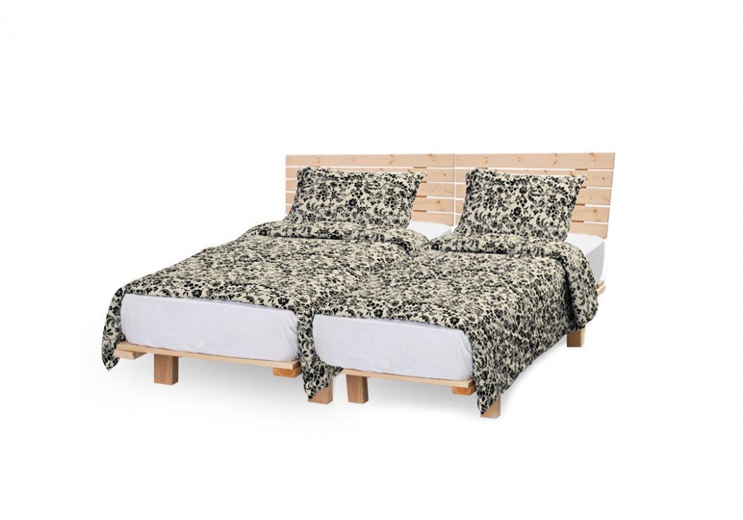 בסיס מיטה יהודית עם משענת גב2